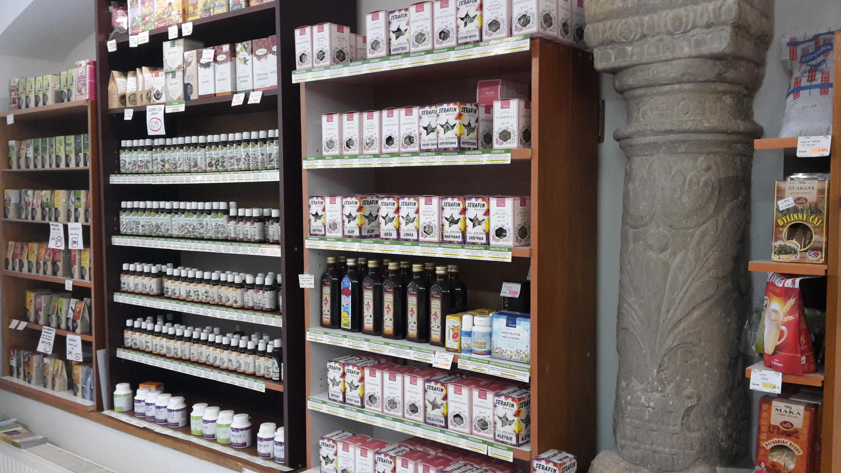 obchod Enzym - BIO Market, Kežmarok